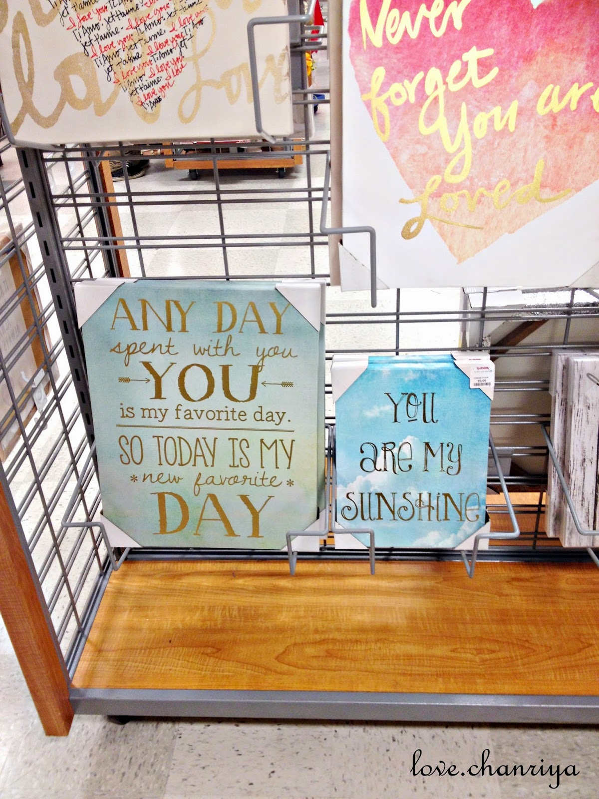 Cute Home Decor From Tjmaxx Hi Love I Wanted To Quickly Show You These Adorable Wall Decor Please Enjoy And Hope These Inspire You