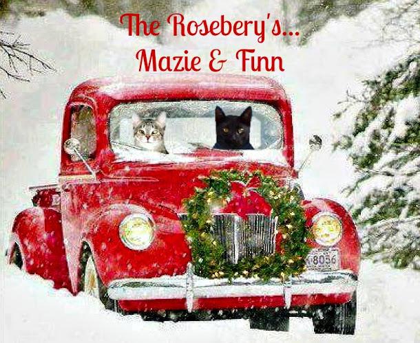 The Rosebery's...Mazie & Finn