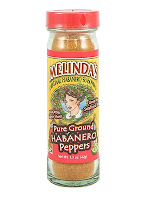 ground habanero powder