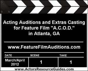 ACOD Atlanta Casting Call