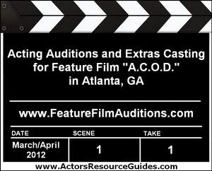 ACOD Atlanta Casting Call