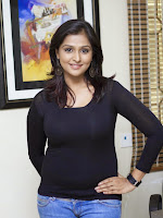 Ramya Nambeesan latest Glamorous photos-cover-photo