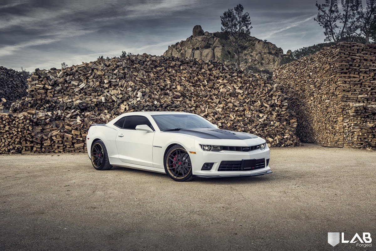 Chevy Camaro 1LE Lab Forged LB7