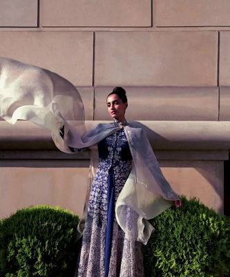 More Pictures from Sonam Kapoor on Elle Magaine photo shoot