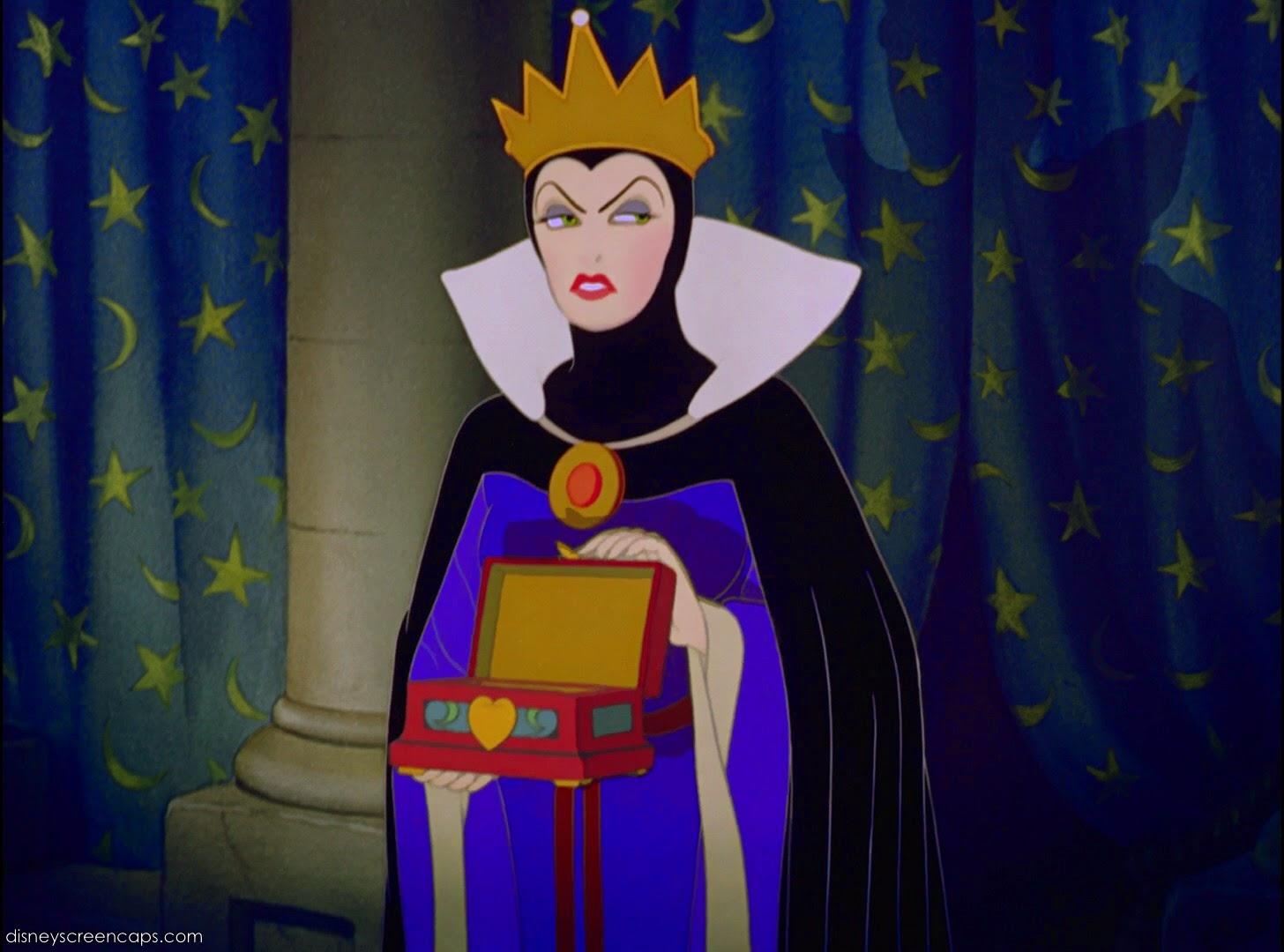 Bronto 39 s brain - Evil queen disney ...