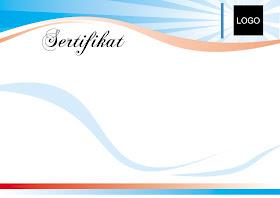 Desain Sertifikat 2013