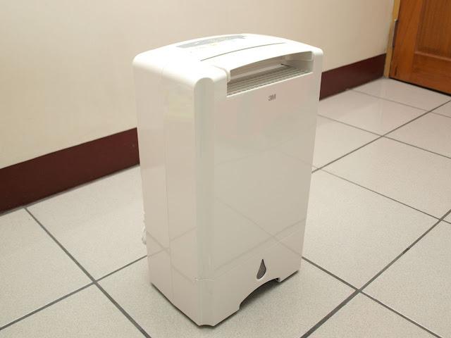 3M 除濕輪式空氣清淨除濕機