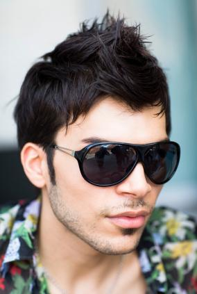 Man Short Hairstyle