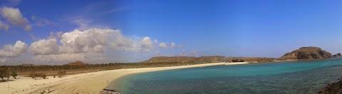 Pantai Favorite di Lombok Selatan