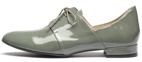zapatos charol mujer