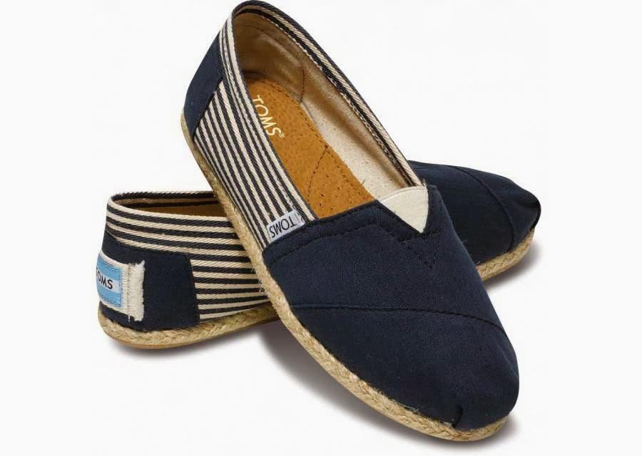 Men's Shoes: TOMS Espadrille
