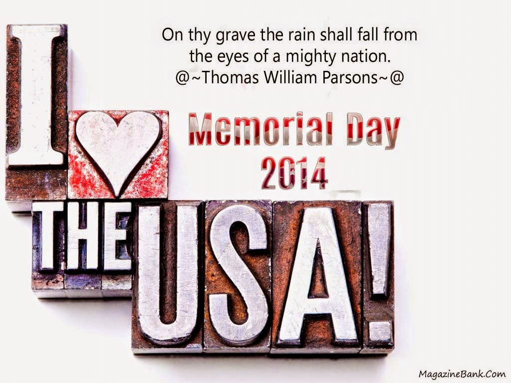 Memorial day Quotes 2015