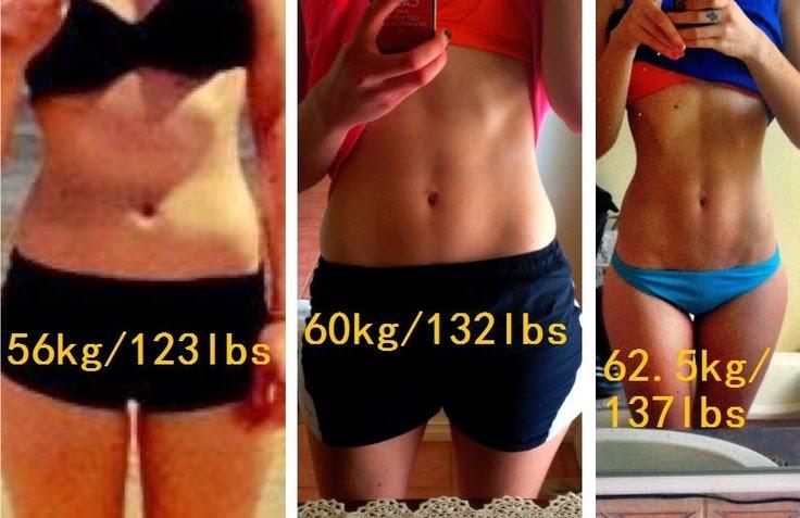 sind muskeln schwerer als fett