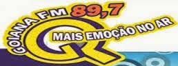 ouvir a Rádio Goiana FM 89,7 Goiana PE