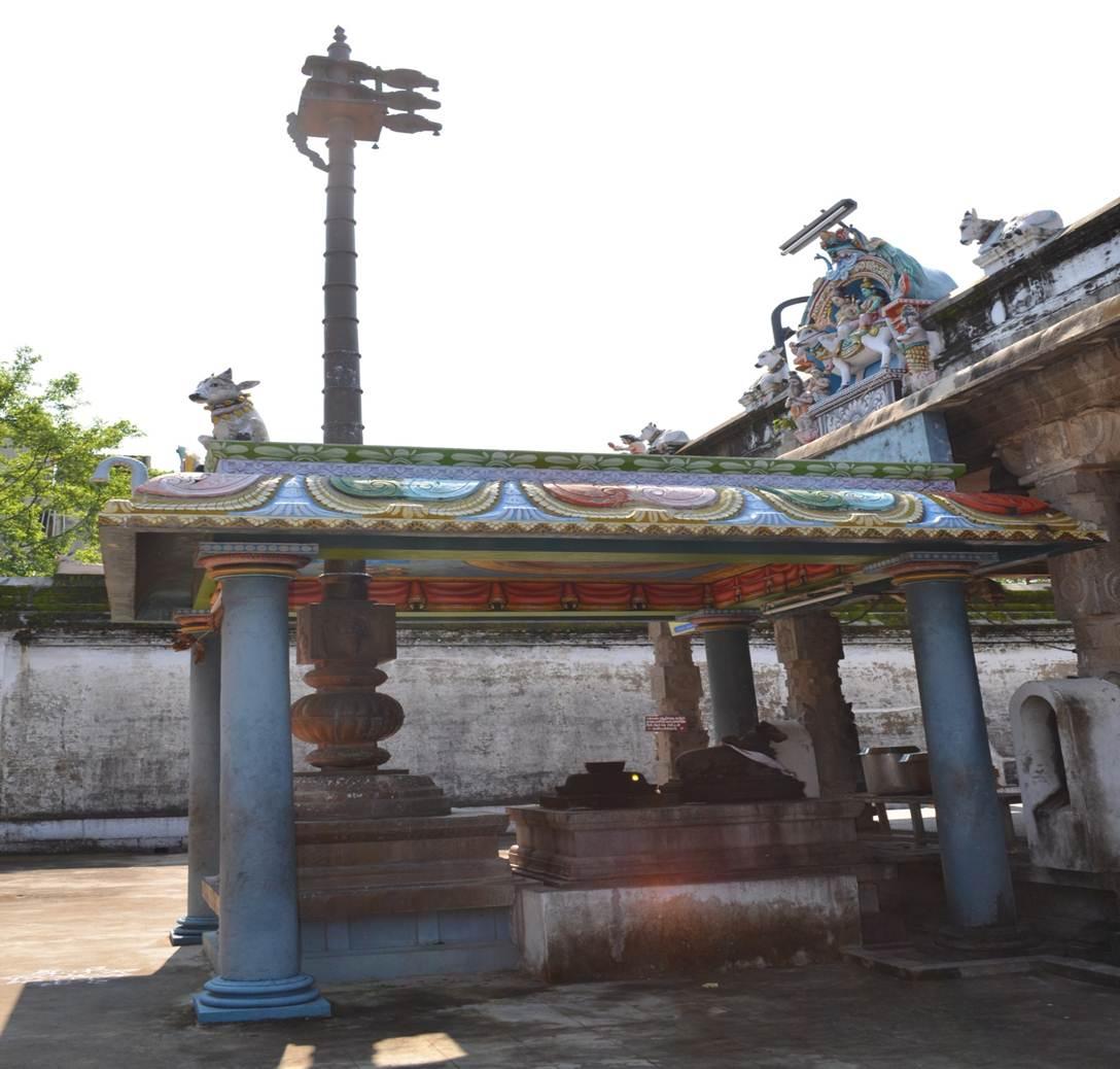 Sri Pasupatheswarar Temple, Thiruvetkalam, Chidambaram