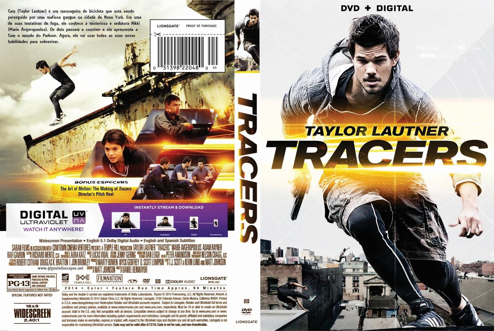 Download Tracers BDRip XviD Dual Áudio Tracers 2B  2BCapa 2BFilme 2BDVD