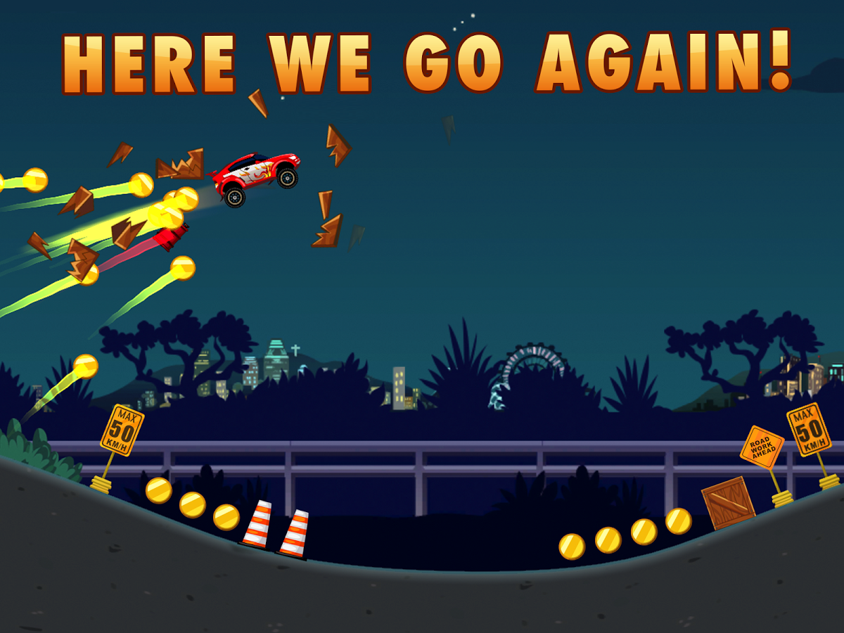 Extreme Road Trip 2 v3.7.0 (Unlimited Coin/Gold/Token/Point) APK+DATA
