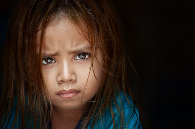 Una niña bonita - A beautiful little girl