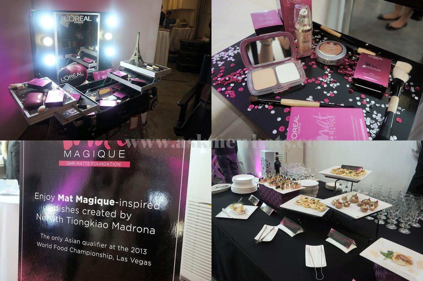 Mac Makeup Party Decorations - Mugeek Vidalondon