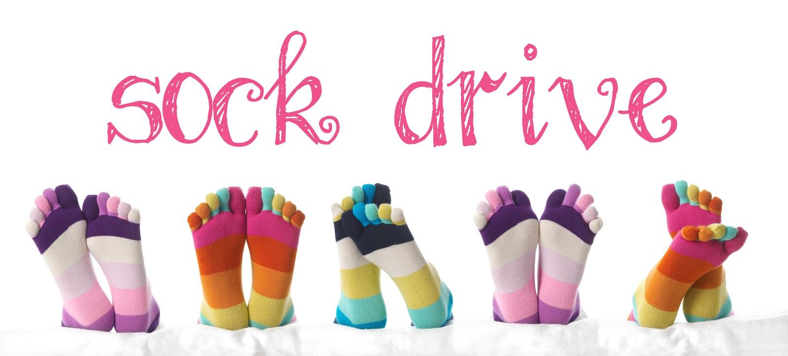 sock drive socks for the homeless