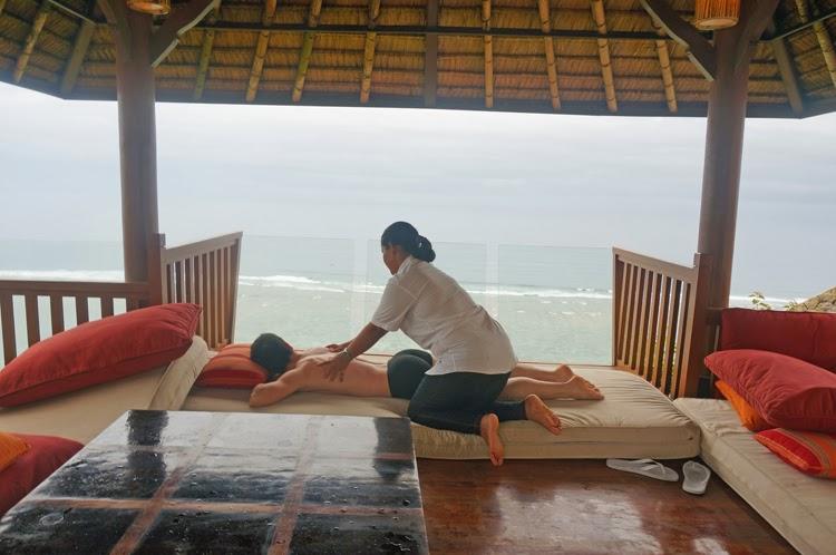 Villa Bali Indonesia Massage
