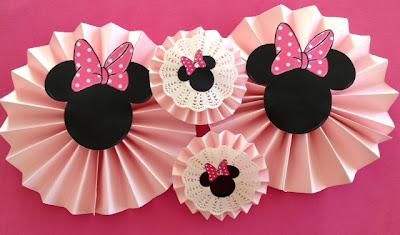 Festa Minnie Pinwheels