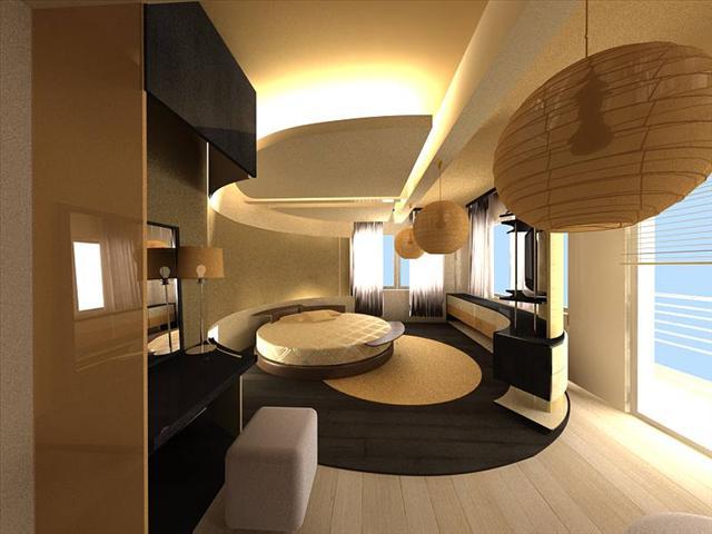 Interni appartamenti case ville moderne idee casa for Interni ville moderne foto
