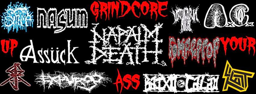 Grindcore Up Your Ass