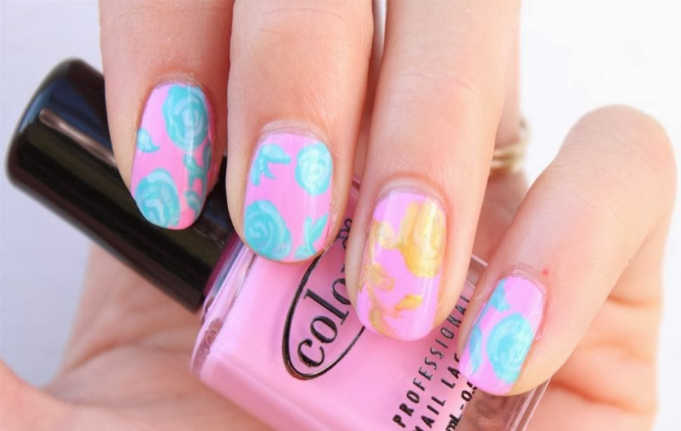 All 4u HD Wallpaper Free Download : Nail Art Designs Wallpapers Free ...