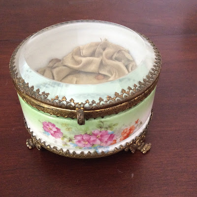Victorian Jewellry Box