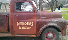 the Moon &amp; Sons truck
