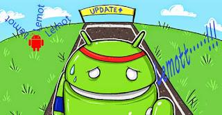 Cara Mengatasi Android Lemot Tanpa Aplikasi
