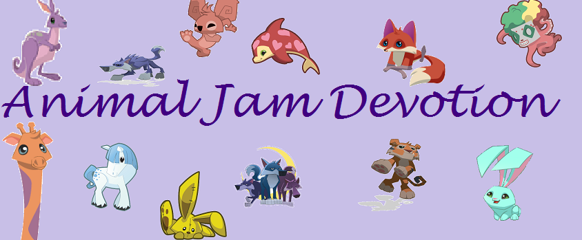 Animal Jam Devotion