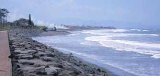 Padang Galak beach, Bali Indonesia