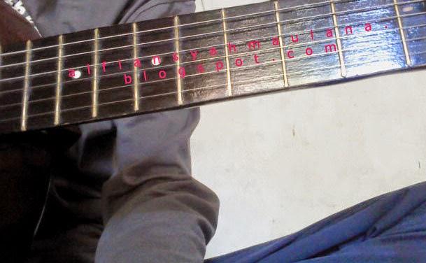 Salah Satu Cara Cepat Belajar Gitar Untuk Pemula