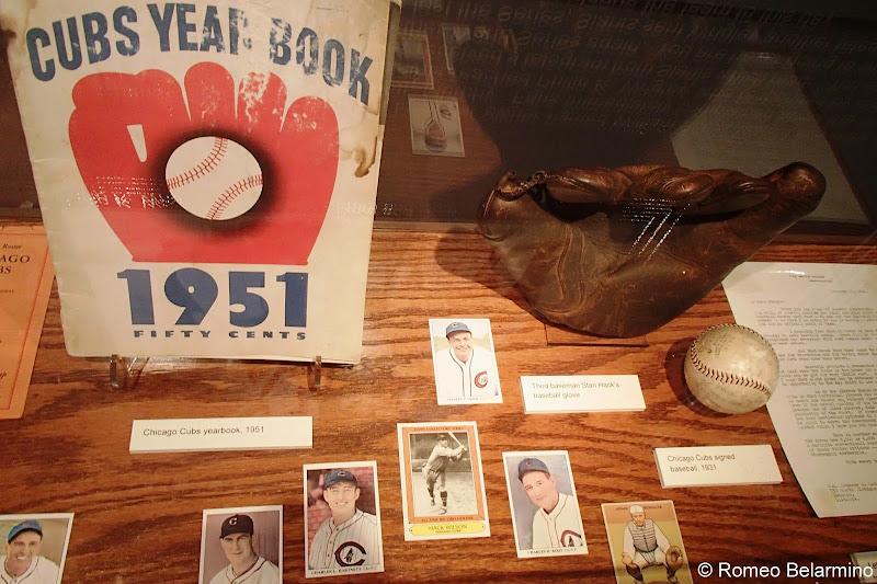 Chicago Cubs Memorabilia Catalina Island Museum