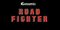 Road Fighter Game Logo