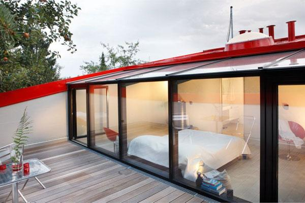 Exclusive Home Design Simple House Small House Glass Wall Interior Exterior Design In Germany