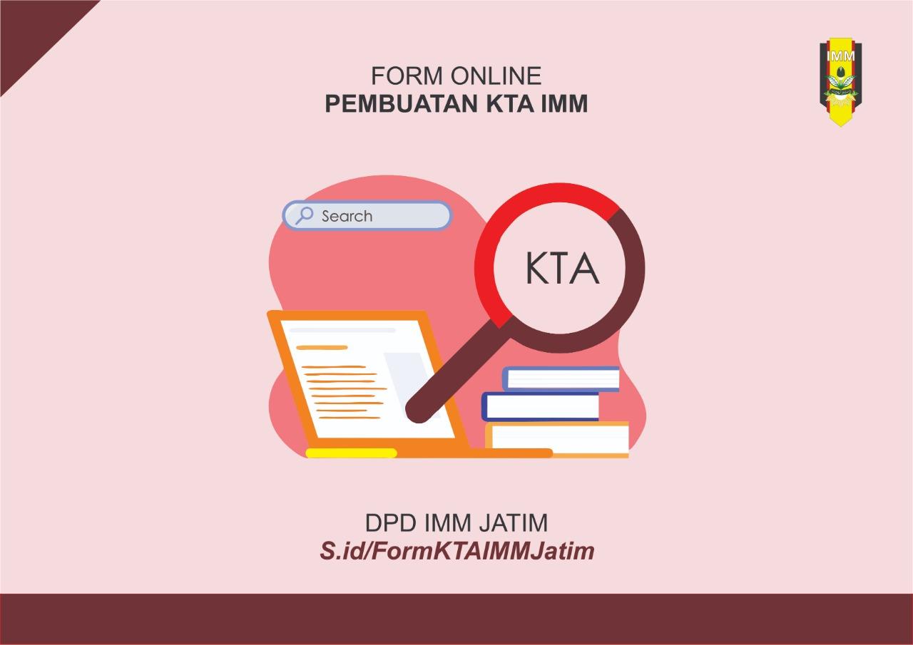Laman Resmi Registrasi E-KTA