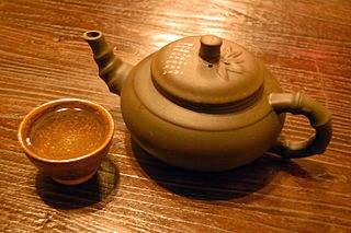 Té japones, maestro de té, cuento de Japón