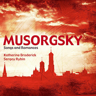 Mussorgsky: Songs and Romances - Stone Records