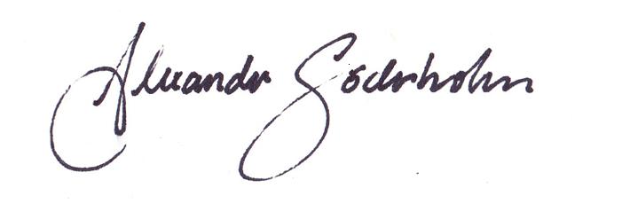 Alexander Söderholm
