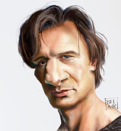 Francois Belair Liam Neeson