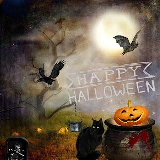 Halloweenbild