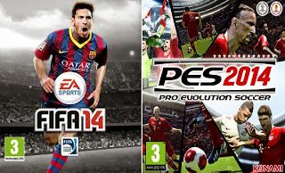 Fifa 2014 -PES 2014