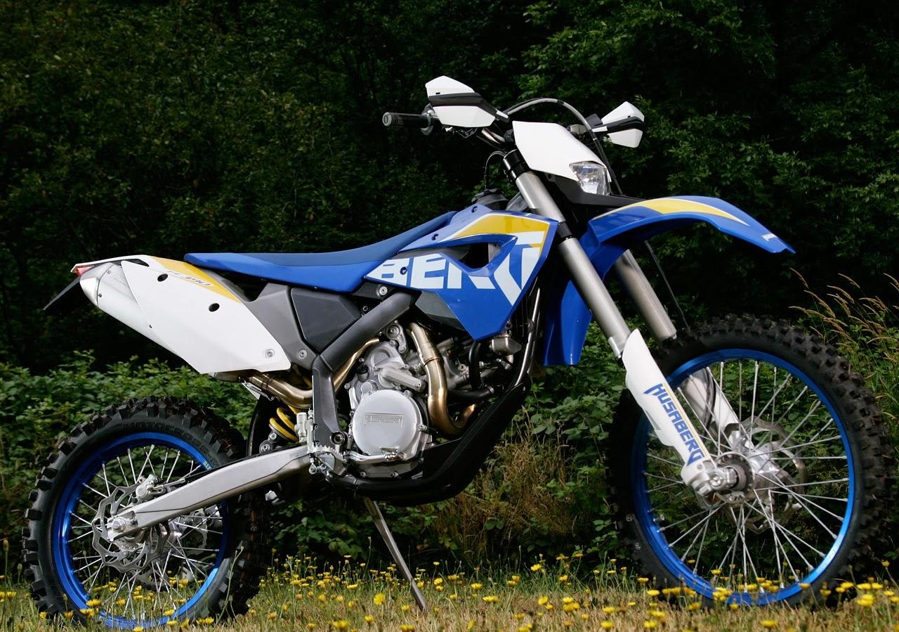 Husaberg FE 450 Bikes