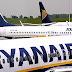 Δύο νέες πτήσεις ξεκινά η Ryanair από το φθινόπωρο