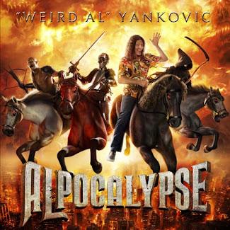 "Weird Al ""Alpocalypse"""
