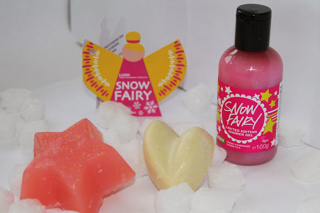 Christmas 2014 Sale Picks - Lush - Snow Fairy