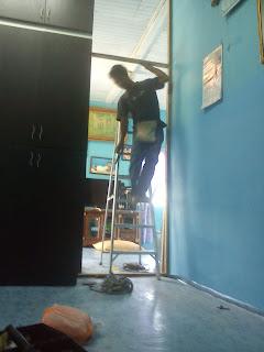 Bagaimana tambah pintu bilik di rumah